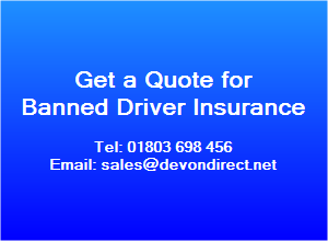 Insurance quotes for previously banned drivers
