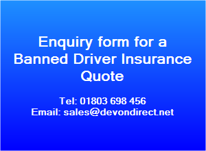 We Specialise in offering driver conviction insurance